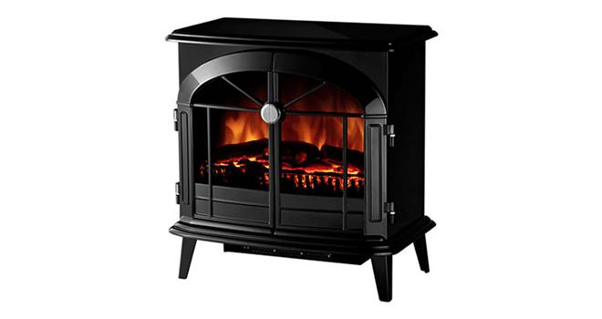 ディンプレックス ピアノストックブリッジ 暖炉3