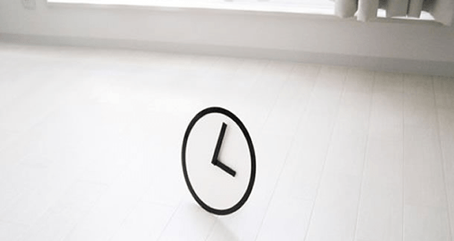ピクトクロック エアフレームウォールクロック壁掛時計3