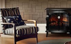 ディンプレックス ピアノストックブリッジ 暖炉1