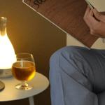 ambientec bottled ボトルド ランプ コードレス ledライト1