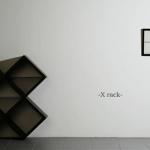 arne(アーネ) - ディスプレイラック Xラック1