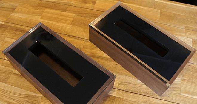 Dix/W Tissue box(ディスダブリューティッシュボックス)2